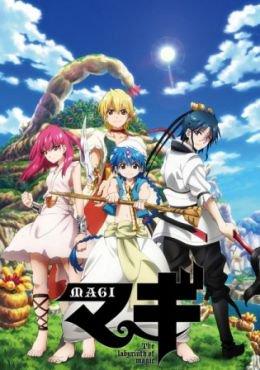 Magi: The Labyrinth of Magic Capítulo 25 SUB Español