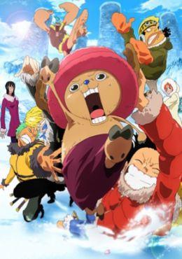 One Piece: Episode of Chopper Plus - Fuyu ni Saku, Kiseki no Sakura (2014) Special Capítulo 1 SUB Español